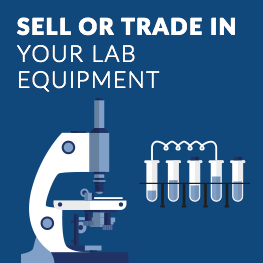Buy or sell lab equipment banner